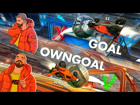 TOP 50 OWN GOALS IN ROCKET LEAGUE OF ALL TIME | POTATO LEAGUE SPECIAL