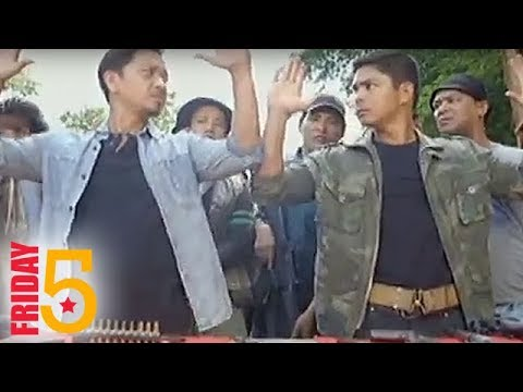 Friday 5: Cardo and Homer's intense clash in FPJ's Ang Probinsyano