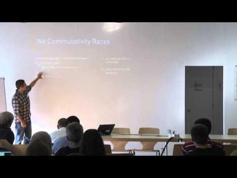 Commutativity Race Detection: Concepts, Algorithms and Open Problems - Martin Vechev