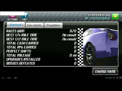 Drag Racing V1.6.27 Unlimited Money And Rp + All Cars Unlocked No Root