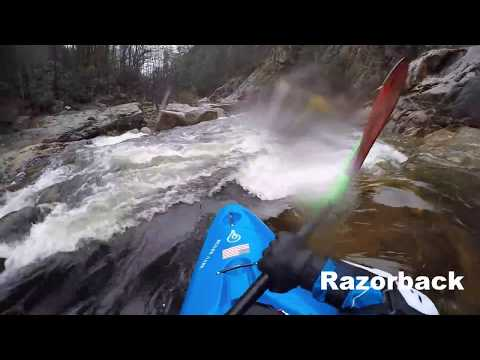 Wilson Creek Kayaking PFD December 6 2016