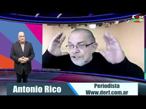Antonio Rico y su análisis sobre las PASO