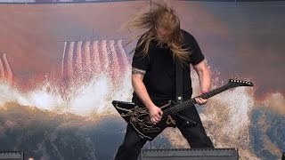 Amon Amarth - War Of The Gods (Live) - Sonisphere 2013, Amnéville, FR (2013/06/08)