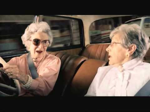 MiWay Insurance  - Muriel & Mavis by Graham Rose