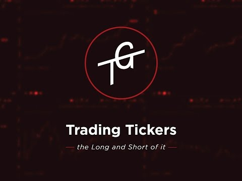 """Trading Tickers"" Clip #2, $23k BIOC Short into Resistance"
