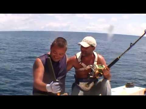TUNA FISHING SIERRA LEONE