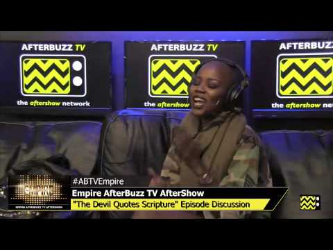 V Bozeman Sings 'What Is Love?' Live on FOX's EMPIRE Aftershow at AfterBuzz TV!