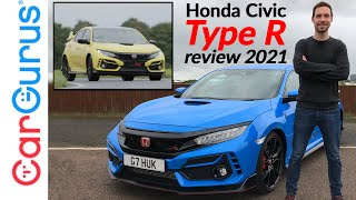 2021 Honda Civic Type R Review: Still the greatest hot hatch of all? | CarGurus UK