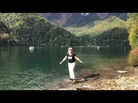 Путешествие на озера в Абхазии