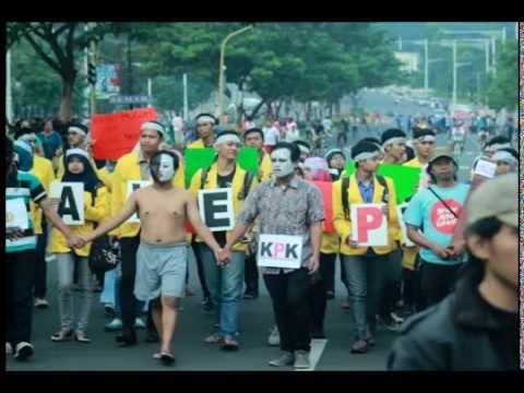 Video Aksi BEM KM Unnes 2015