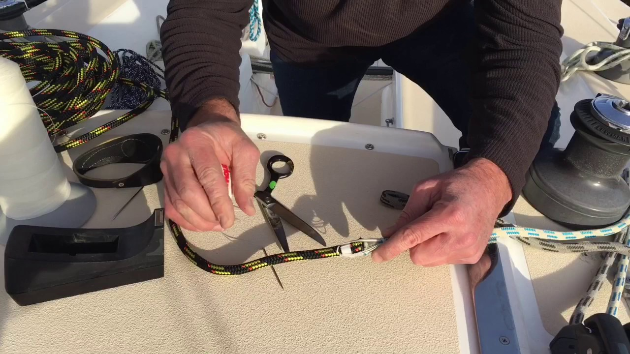 How to Install and Remove Sailboat Halyards | Expert Advice