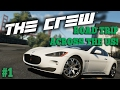 The Crew - ROAD TRIP ACROSS THE US! (Not Completed) (The Crew Gameplay PC 1080p)