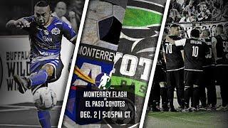 Monterrey Flash vs El Paso Coyotes
