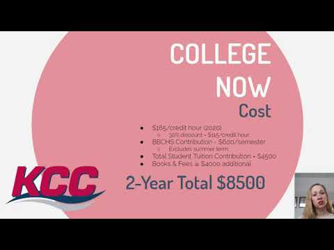 Early College Opportunities at BBCHS
