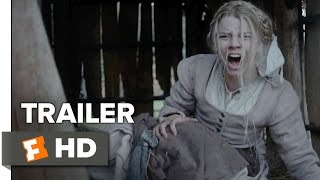 The witch trailer 1 (2016) - anya taylor-joy, ralph ineson horror movie hd