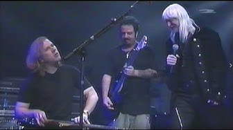 Steve Lukather & Edgar Winter -Full concert-  Pori Jazz 2000