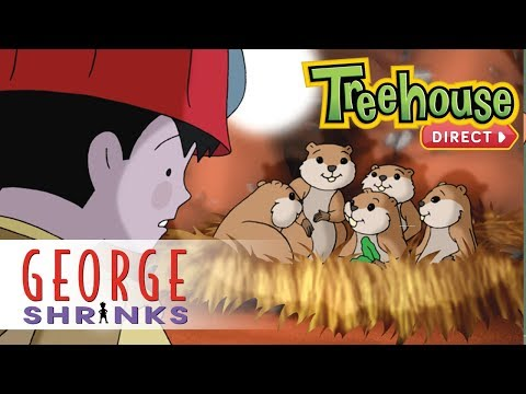 George Shrinks: Journey to the Centre of the Garden - Ep. 15 |NEW FULL EPISODES ON TREEHOUSE DIRECT!