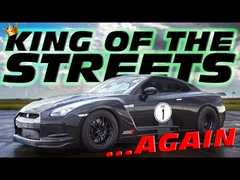 AMS GT-R Defends the Crown - 2000hp Lambo SLAYER!