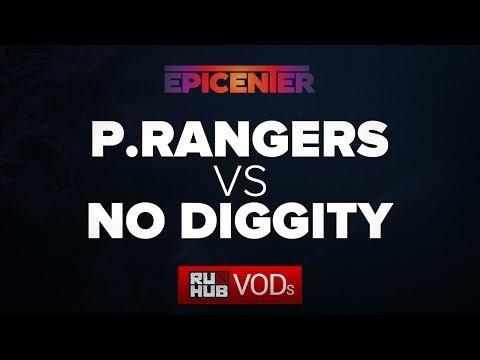 No Diggity -vs- PowerRangers, EPICENTER EU Quals, Final, game 2