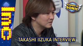 Summer Of Sonic 2013 - An Interview With Takashi Iizuka