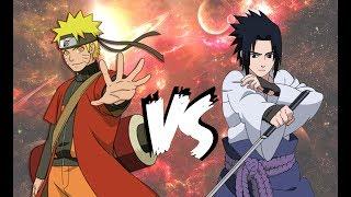 Naruto vs Sasuke RAP || Frikirap || EPICO :