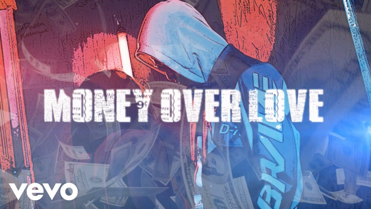 Download Vybz Kartel - Money Over Love (Official Video) ft. Sikka Rymes