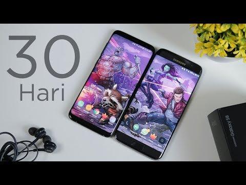 [Review] Samsung Galaxy S8 Setelah 30 Hari - Tidak Sepenuhnya Bagus