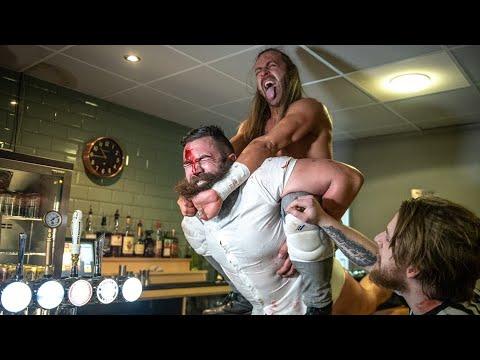 FULL MATCH: RISE Death Match! Big Joe vs Dr Darwin.