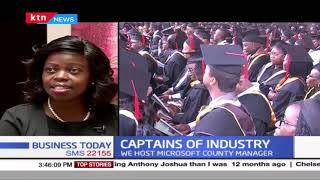 Focus on technology sector with Microsoft's Country Manager, Kendi Ntwiga | CAPTAINS OF INDUSTRY