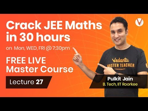 Straight Lines JEE Main Maths | Tricks for Slope of a Line & Coordinate Geometry Problems | IIT JEE