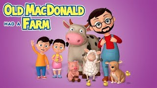 Old MacDonald Had a Farm | Baby Songs by Nani and Babu