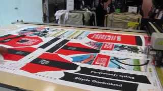 How to make a cycling jersey - Bicycle Queensland - SCODY