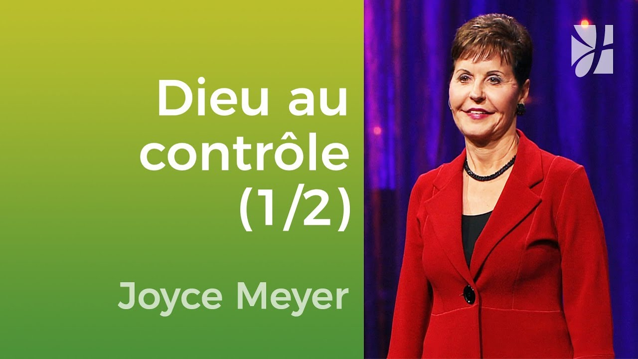 les predications de joyce meyer
