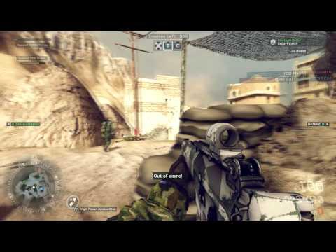 MoH Warfighter: Fireteam Combat Live Commentary Pt.2 feat. Threatty & Kinetik