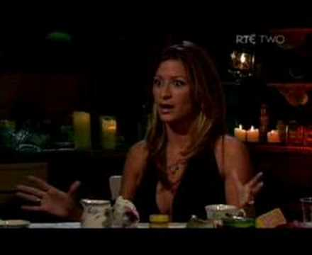 Rebecca Loos - The Podge and Rodge Show