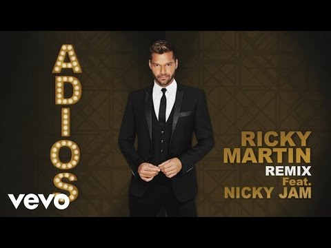 Ricky Martin - Adiós ft. Nicky Jam (Nicky Jam Remix) [English Audio]