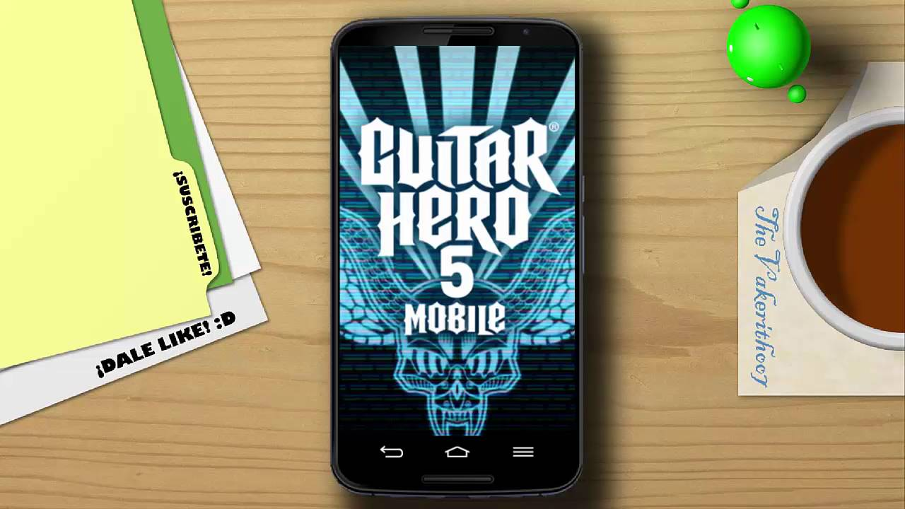 Descargar Juego Para Celular Samsung Guitar Hero Free Download