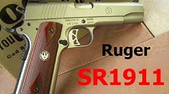 Ruger SR1911 45acp