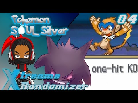 """Quit Drilling me!"" Pokemon Soul Silver Xtreame Randomizer"