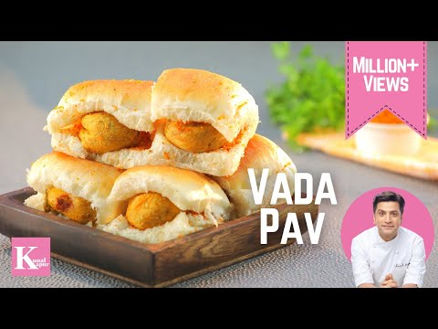 Vada Pao | Kunal Kapur | The K Kitchen thumbnail