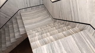 White Indian Marble Staircase Design With Labour Cost || White Marble Staircase Price || #Staircase