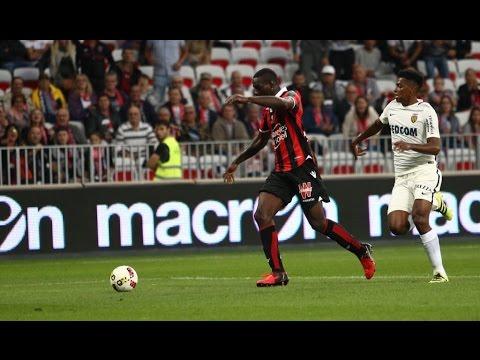 Mario Balotelli 2 goals vs Monaco 21/9/2016