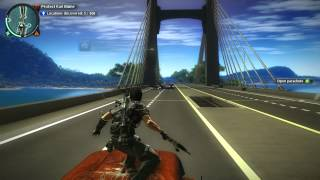 Just Cause 2 PC Max Settings