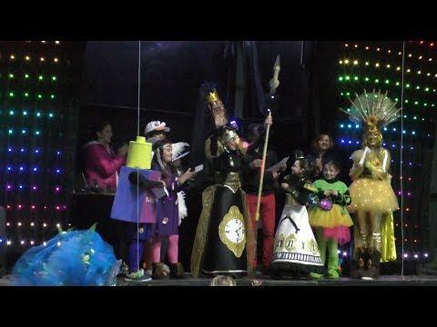 El carnaval de Cartes suma participantes en su tercera edición