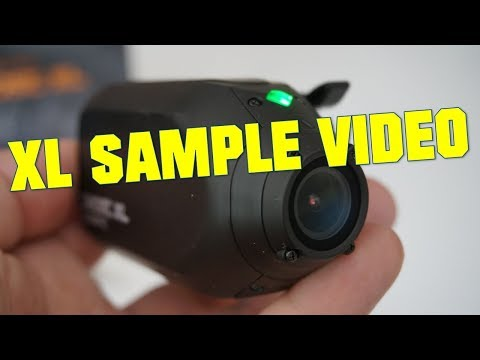 Drift Ghost XL action cam video sample on a motorcycle   9 HOURS ON A SINGLE CHARGE!