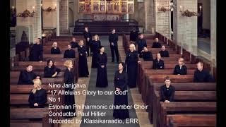 Nino Janjgava 17 Alleluias - No 1