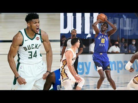"""NBA """"Glitched"""" MOMENTS #2"""