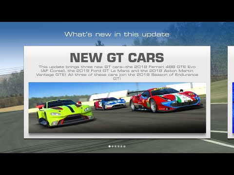 Real Racing 3 Update 7.6 Out On IOS
