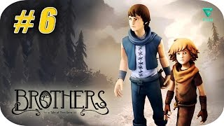 Brothers A Tale of Two Sons - Gameplay Español - Capitulo 6 - 1080p HD