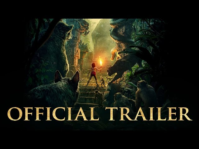 Jungle Book Trailer 3gp